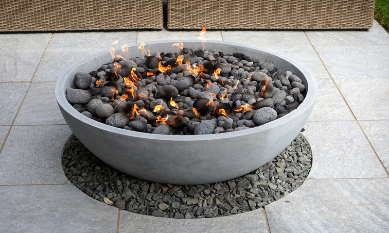 February a great time for planning fire feature design and installation