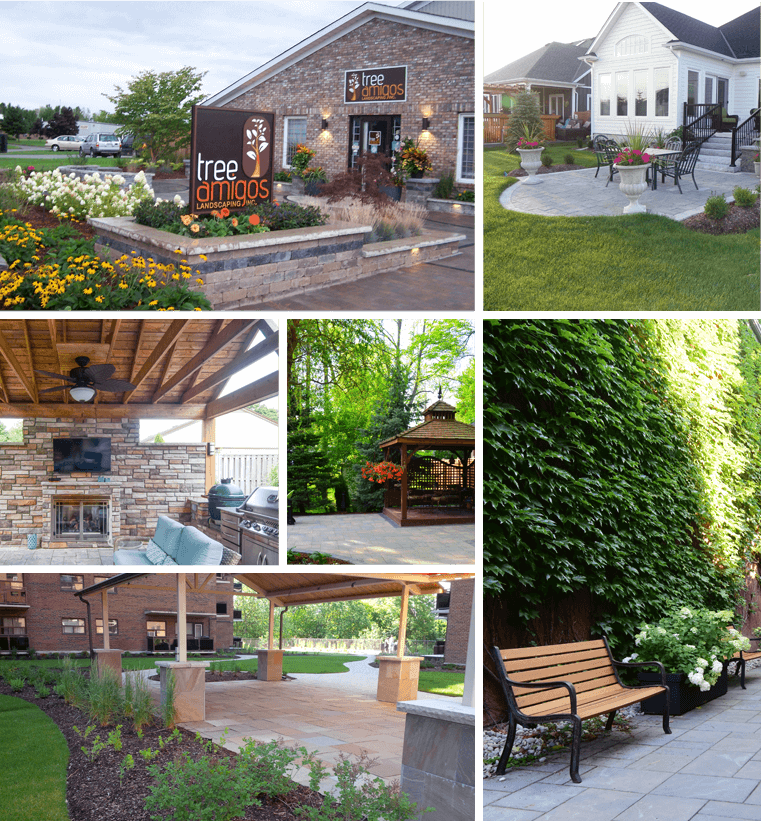 Commercial Property Landscape Design: Design/Build, Property Maintenance In St. Catharines, Ontario